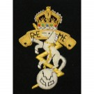 REME Wire Blazer Badge GV1R