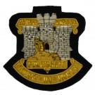 D & D Np Wire Blazer Badge