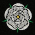 Yorkshire Silk Blazer Badge