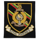 RM (Shield) Wire Blazer Badge