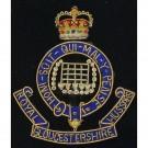 Rgh Wire Blazer Badge