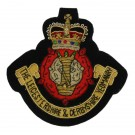 Leics & Derby Yeomanry Wire Badge