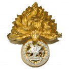 Royal Regiment of Fusiliers Beret Badge, Officers