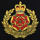 Duke of Lancaster's Silk Blazer Badge