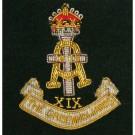 Green Howards Beret Badge, Officers