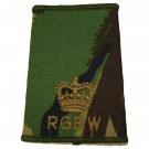 RGBW Rank Slides, CS95, (Maj)