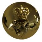 Irish Guards Button, Anodised (40L)