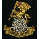 Yorkshire Regiment Beret Badge, Officers