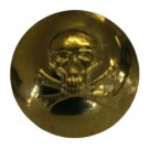 Queens Royal Lancers Button, Brass (36L)