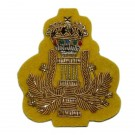 Bandsman (Gold on Cav Yellow)
