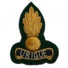 Royal Engineers Beret Badge, Officers, Commando