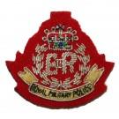 Royal Military Police Beret Badge, Officers