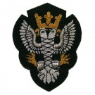 Mercian Beret Badge, Officers