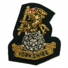 Yorkshire Regiment Collar Badge