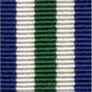 RNR/RNVR 1959, Medal Ribbon (Miniature)