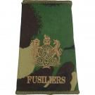 Fusiliers Rank Slides, CS95, (WO1)