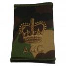 AGC Rank Slides, CS95, (WO2)