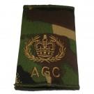 AGC Rank Slides, CS95, (RQMS)