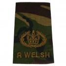 R WELSH Rank Slides, CS95, (RQMS)