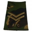 ATC Rank Slides, CS95, (Cpl)