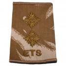 ETS Rank Slides, Desert, (Lt)