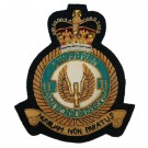RAF Regt 2 Sqn Wire Blazer Badge