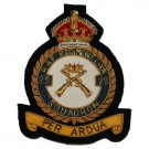 RAF Regt 28 LAA Sqn Wire Badge