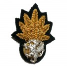 Royal Welch Fusiliers Cap Badge, Officers, No1 Dress