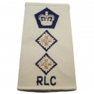 RLC Rank Slides, Cream, (Col)