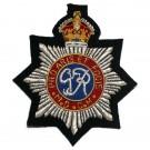 Middx/Queens/Royal Sussex Blazer Badge