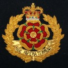Duke Of Lancasters Blazer Badge