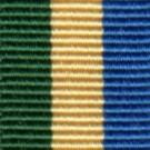 Arabian Service Medal, Medal Ribbon (Miniature)