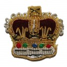 Crowns Silver 3/4""