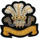 The-Welch-Regiment-Wire-Blazer-Badge