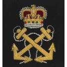 RN-Petty-Officer's-Wire-Blazer-Badge