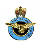 RAF Lapel Badge