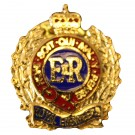 RE Lapel Badge E11R
