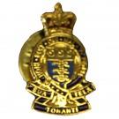 RAOC Lapel Badge