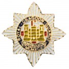 The Royal Dragoon Guards Lapel Badge