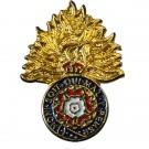 Royal Fusiliers Lapel Badge