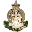 The Green Howards Lapel Badge