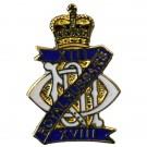 13th/18th Hussars Lapel Badge