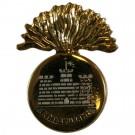 Royal Irish Fusiliers Lapel Badge
