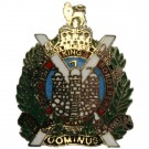KOSB Lapel Badge