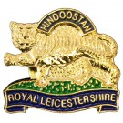 Royal Leicestershire Lapel Badge