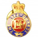 The Life Guards Lapel Badge
