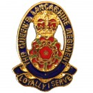 QLR Lapel Badge