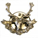 Seaforth Highlanders Lapel Badge