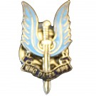 SAS Lapel Badge