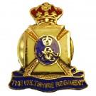 The Wiltshire Regiment Lapel Badge